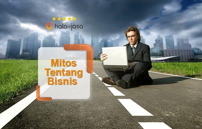 Mitos tentang bisnis