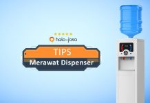 Tips Merawat Dispenser