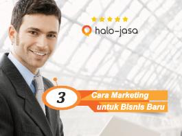 Cara Marketing untuk Bisnis Baru