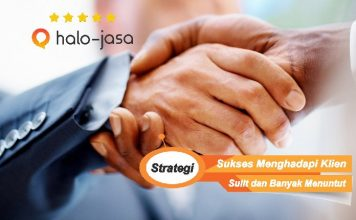 Strategi Sukses Menghadapi Klien