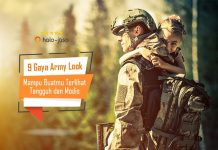 Gaya Army Look
