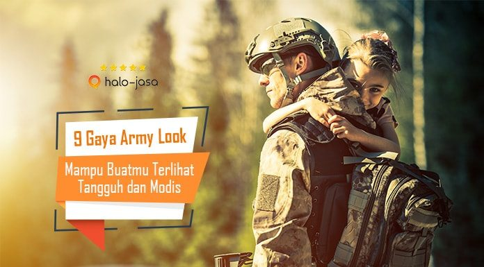 Gaya Army Look