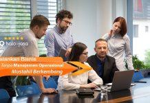 Jalankan Bisnis Tanpa Manajemen Operasional