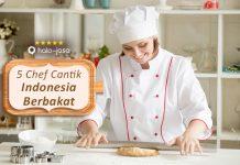 Chef Cantik Indonesia Berbakat