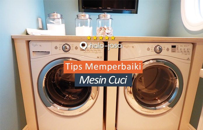 Mesin Cuci yang Tidak Mau berputar