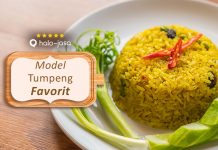 Model Tumpeng Favorit