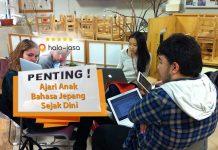 Pentingnya Ajari Anak Bahasa Jepang Sejak Dini