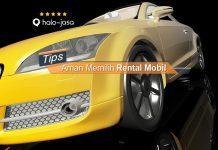 Tips Aman Memilih Rental Mobil