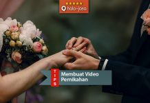 Tips Membuat Video Pernikahan
