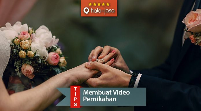 Tips Membuat Video Pernikahan