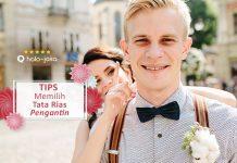 Tips Memilih Tata Rias Pengantin