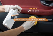 Tips Mempercantik Interior Mobil