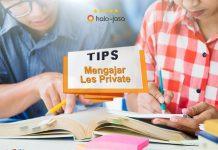 Tips Mengajar Les Privat