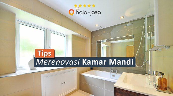 Tips Merenovasi Kamar Mandi
