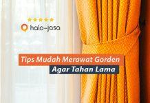 Tips Mudah Merawat Gorden Agar Tahan Lama