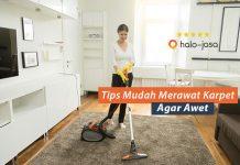 Tips Mudah Merawat Karpet Agar Awet