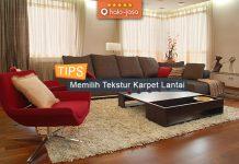 tips memilih tekstur karpet lantai