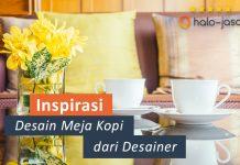 Inspirasi Desain Meja Kopi dari Desainer