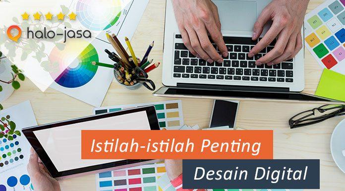 Halojasa Istilah-istilah Penting Desain Digital