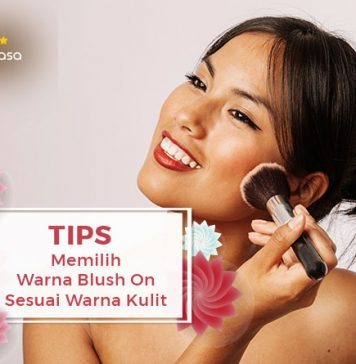 Tips Memilih Warna Blush On