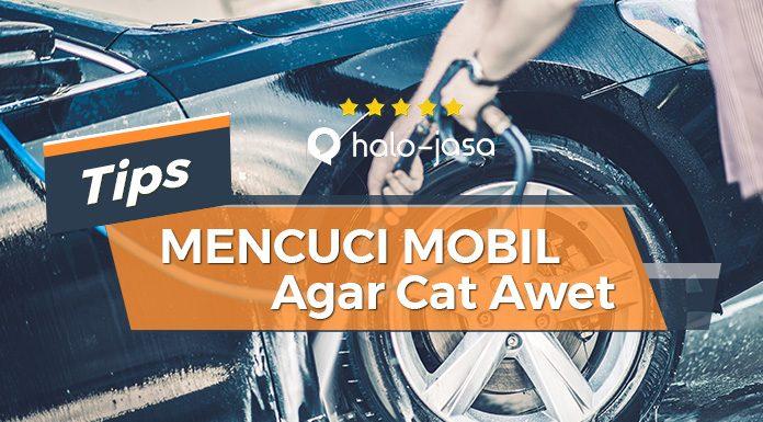 Halojasa Tips Mencuci Mobil Yang Benar Agar Cat Awet