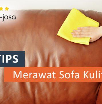 Halojasa Tips Merawat Sofa Kulit