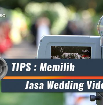 Halojasa tips memilih jasa wedding video
