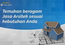 Halo Jasa hadirkan ragam jasa arsitek