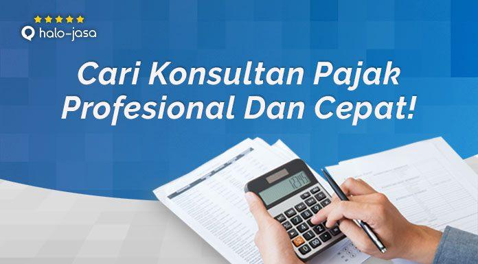Halojasa Cari konsultan pajak profesional