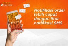 Fitur Notifikasi SMS