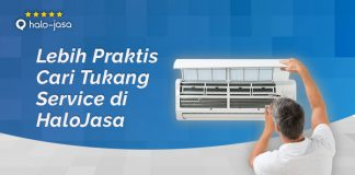 Halojasa Jasa Service Electronic