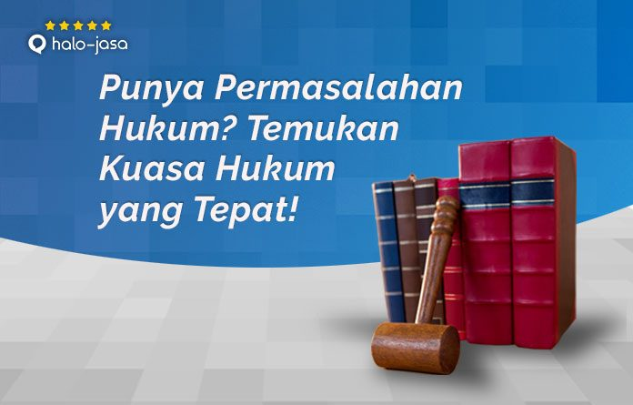 Halojasa Jasa kuasa hukum profesional