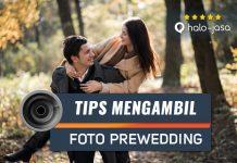 Halojasa Tips mengambil foto prewedding