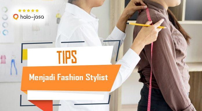 Halojasa Tips menjadi fashion stylist