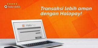 Halojasa Transaksi Lebih Aman Dengan Halopay