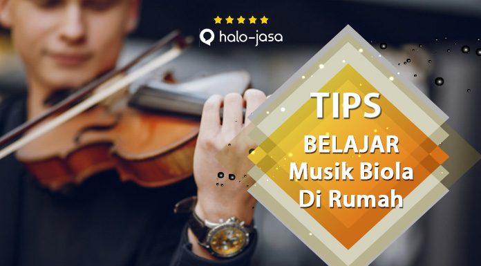 Halojasa Trik belajar musik biola