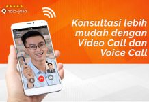 Voice Call dan Video Call halojasa