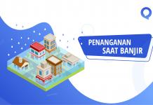 Antisipasi Datangnya Banjir Melalui Cara Berikut