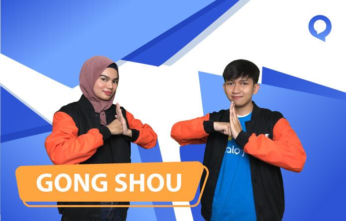 halo jasa gong-shou