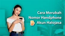 Cara Merubah Nomor Handphone Diakun Halo Jasa Kamu