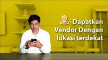 Cara Mendapatkan Vendor Terdekat Di Halo Jasa