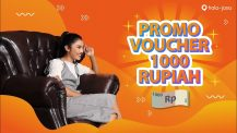 "Cuma RP 1000 Nikmati Cash Back 50% Dengan Voucher ""Dana"""